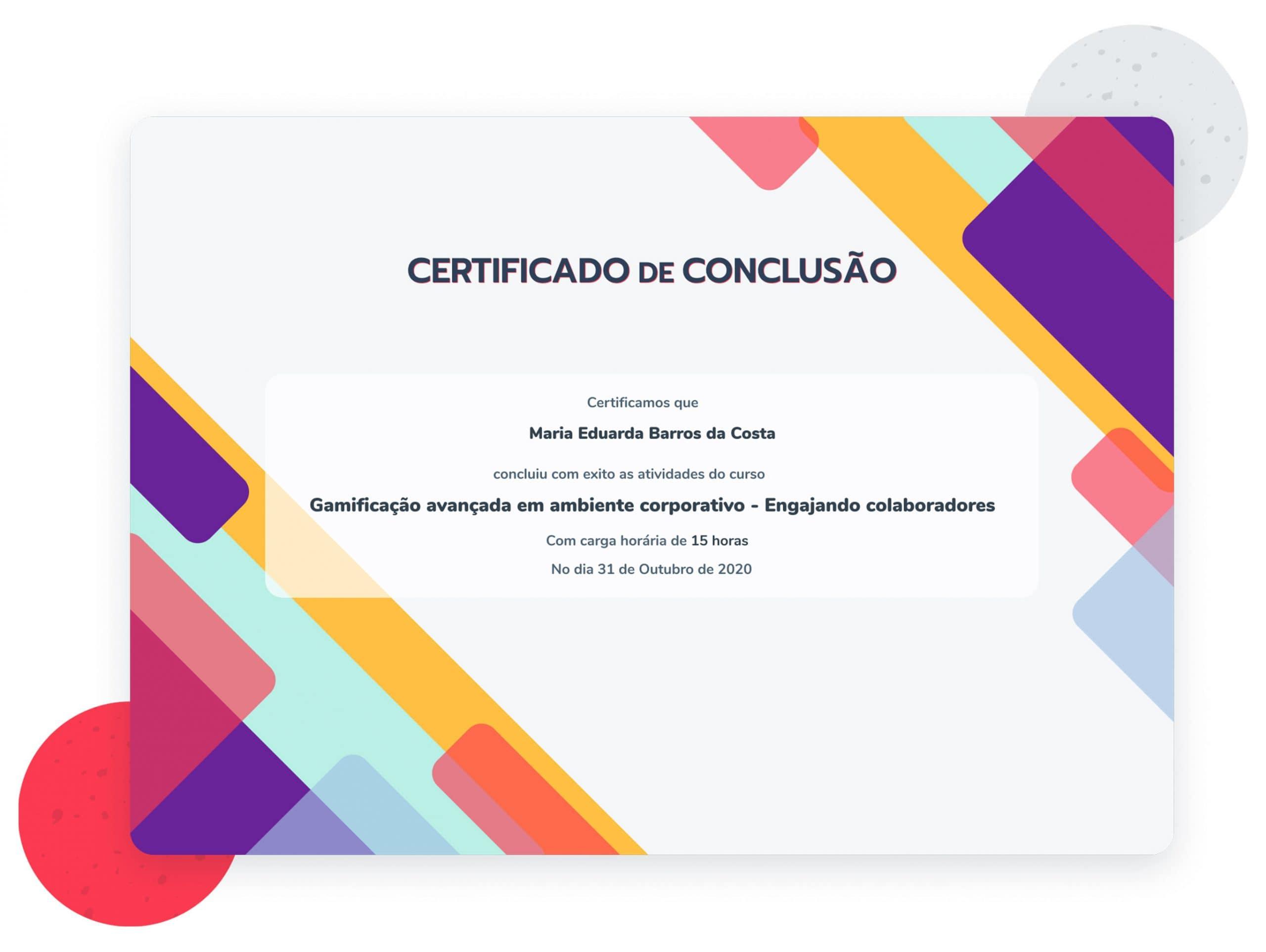 Ludos pro certificado gamificacao