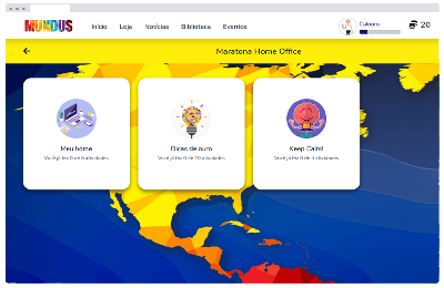 Imagem Centralizing knowledge resources